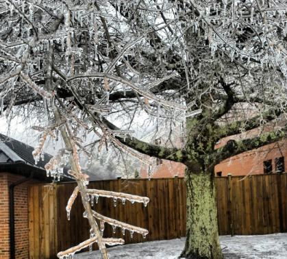 boone nc ice storm