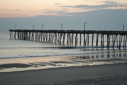sunrise nags head nc