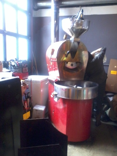 espresso news coffee roaster