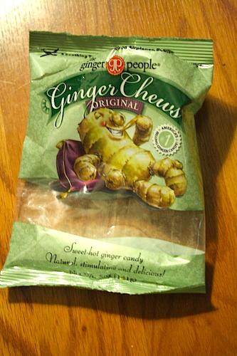 ginger chews